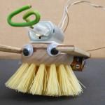 Spülbürsten-Bot