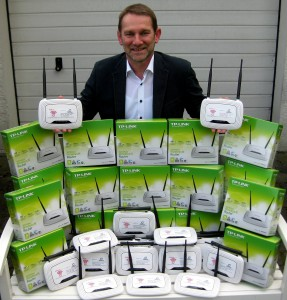 Router Spende