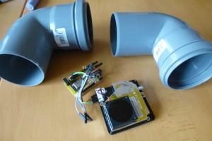 Foto des Feinstaub-Sensors