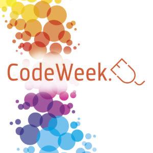 Logo der Code Week